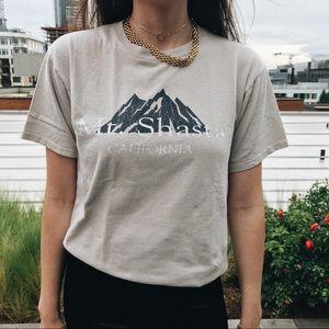 Mt. Shasta Vintage Tee Shirt